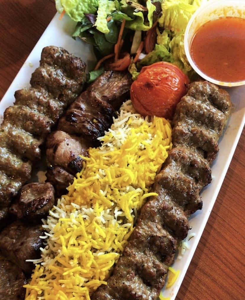 Kabab Koobideh: Rezept für iranische Spieße