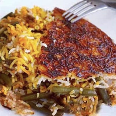 Iranian dishes and persian dishes